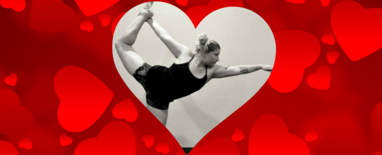 Valentines Day Yoga