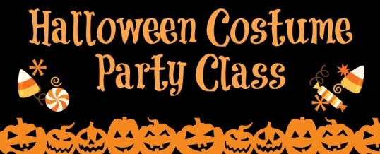 Halloween Costume Party Class