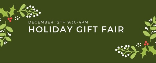 Holiday Gift Fair