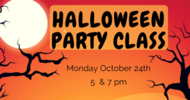 Halloween Party Classes