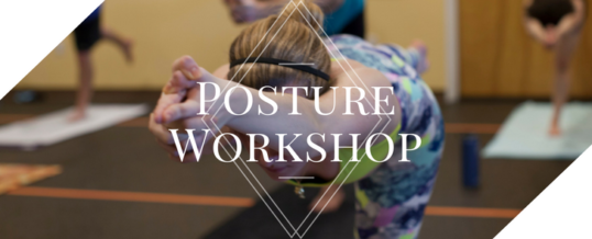 February Posture Workshop